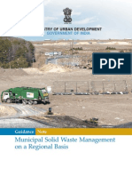 WSP Municipal Solid Waste Management India