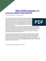 Crack SIMDA Microbest Cracklock Manager