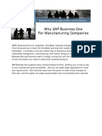Why SBO for Manufacturing Brochure