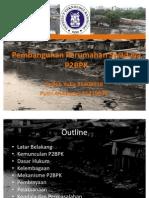 Pembangunan Perumahan Swadaya P2BPK