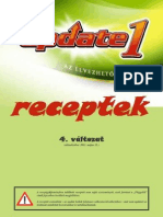 110512 Update receptkönyv