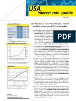 US Interest Rate Update_Jul11
