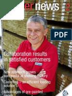 SCA Timber, Timber News 2, 2011, English