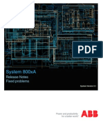 2PAA106187-510 en System 800xA 5.1 Release Notes Fixed Problems