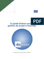 DokeosElearningProjectManagementGuideFR