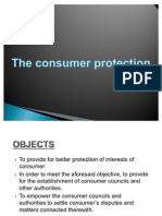 The Consumer Protection
