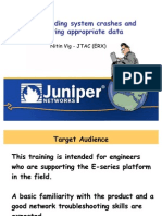 System Crashes Partner Training