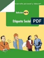 Etiqueta Social