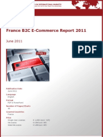 Brochure & Order Form_France B2C E-Commerce Report 2011_by yStats