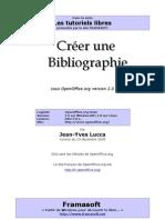 BibliographieTuto
