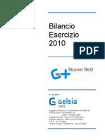 Gelsia Reti Bilancio 2010_revFINALE