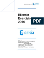 GELSIA 2010