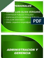 Admin is Trac Ion y Gerencia-san Pedro