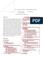 Cyber-Crime Science 0 15 CCS