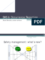 SMS and Occurrence Reporting (en)