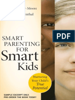 Smart Parenting for Smart Kids - book excerpt