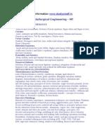 GATE Metallurgical Engineering