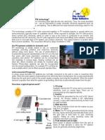 Photo Voltaic Info