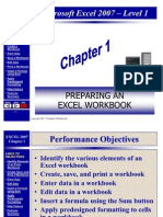 SILABUS Ms Excel Basic English | Microsoft Excel | Computer