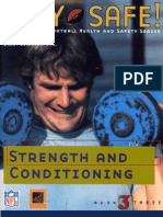 Play Safe Strength and Conditioning