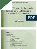 9.Aspectos Tecnicos Del Proceso Termico en La Alcachofa Fpue