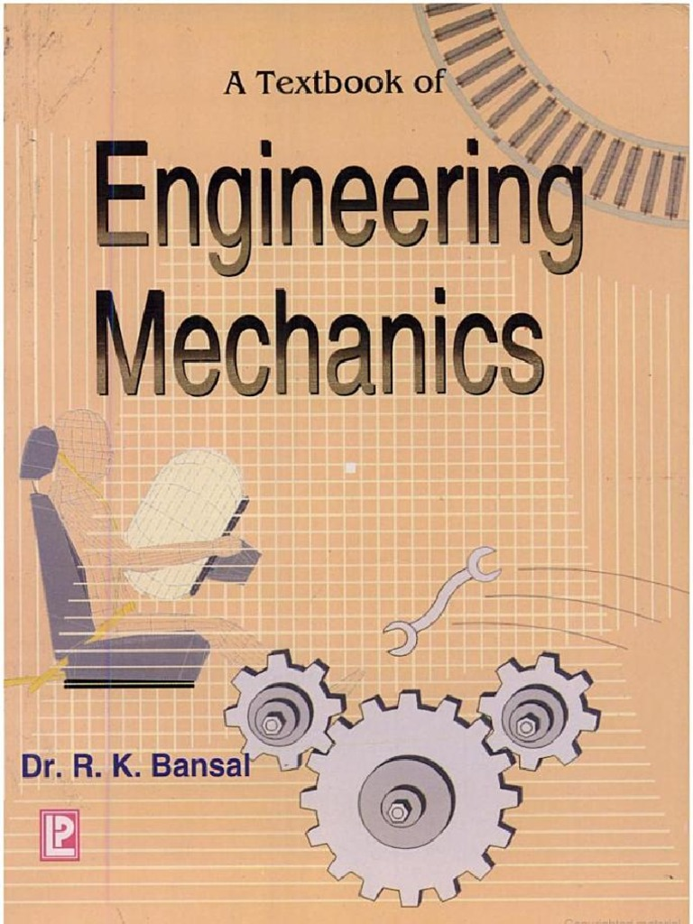 A textbook of engineering mechanics by rk bansal fandeluxe Image collections