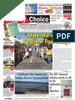 Weekly Choice July 07, 2011