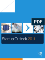 Startup Outlook 2011