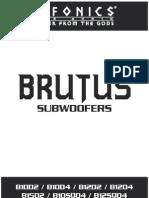 Brutus Manual