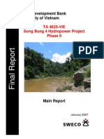 Song Bung 4 Hydro Power Project, TA No. 4625-VIE