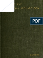 Rogers. Baptism and Christian archaeology. 1903.
