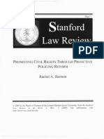 Stanford Review Section 14141, by Rachel A. Harmon