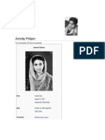 Amrita Pritam