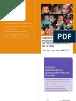 Patrones Internacionales Del Crecimiento Infantil