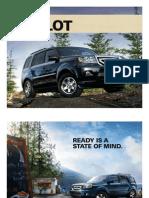 2011 Pilot Brochure