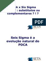 PDCA x DMAIC