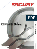 Manual de Proprietario Do Motor de Popa Mercury 15 HP b