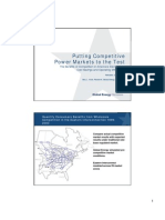 Hunt Competitive Power Markets Study 2005