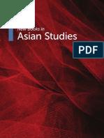 Cornell University Press 2011 Asian Studies catalog