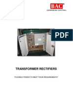 Transformer Rectifier Brochure