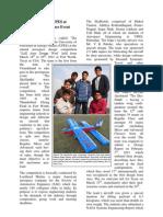Aero Design Report