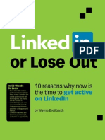 ASQ Linkedin or Lose Out
