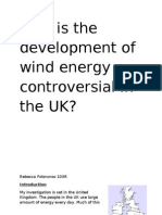 Why is the Development of Wind Energy Controversial in the UK[1] (2)[1]