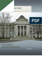Monticello Ombud Report