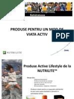 Nutrilite Stil de Viata Activ