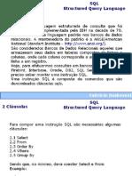 SQL - Básico