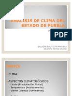 Analisis Del Clima.