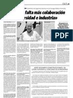 Entrevista Diari de Tarragona Prof.:Ignacio Grossmann