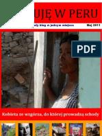 Operuję w Peru - Maj 2011