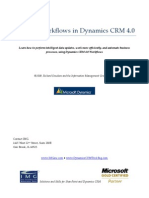 Richard Knudson - Building Workflows in Dynamics CRM 4.0